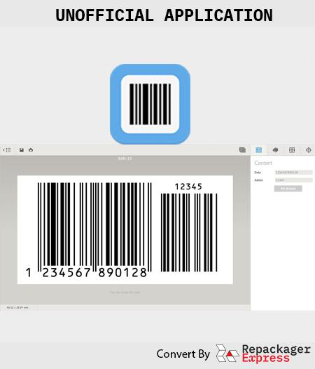 Barcode Generator Software - Repackager Express